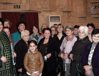 AWWA Celebrates 10 Years of Supporting Elderly Clinic in Stepanakert